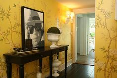 HGTV projects - asian - entry - vancouver - Griffin and Wong Ltd