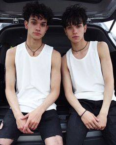 Lucas And Marcus Dobre Twins ❤️❤️