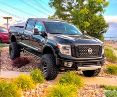 Rough Country 2 Leveling Kit Fits 2016-2019 Nissan Titan XD Strut Extensions Suspension System 868