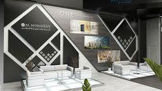 Al-Morshedy Group Design Proposal on Behance Exhibition Stall, Exhibition Booth Design, Exhibition Display, Stand Modular, Plaza Comercial, Expo Stand, Showroom Design, Show Booth, Stage Design
