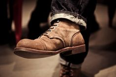 red wing iron