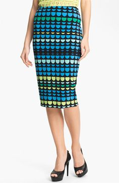 Vince Camuto Midi Tube Skirt available at Nordstrom