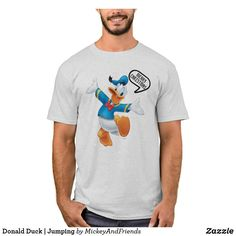Shop Captain Pete T-Shirt created by MickeyAndFriends. Donald Duck, Colorful Shirts, Fitness Models, Shop Now, Casual, Sleeves, Mens Tops, T Shirt, How To Wear
