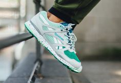 "Sneaker Politics x Reebok Ventilator ""Lakes Pack"" - SneakerNews.com"