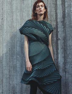 Kate Somers for One Mag by Felix Wong Wrap Dress, Platform, Nature Inspired, Magazine, Book, Dresses, Fashion, Vestidos, Moda