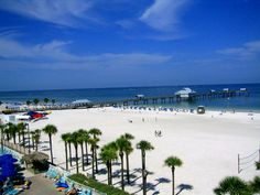clearwater beach imageds | Clearwater beach is one of the best white sand beaches you can find ...