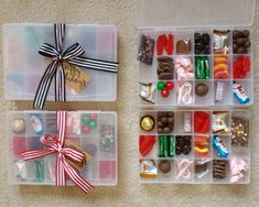 Tied Ribbon: Teacher & Aide Christmas Gifts