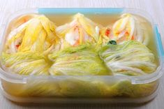 혀끝짜릿! 속시원한~백김치 : 네이버 블로그 Korean Food, Kimchi, Fresh Rolls, Cabbage, Diet, Meals, Baking, Vegetables, Ethnic Recipes