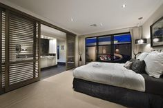 Archer Display Home - Stunning Master Photo : Dale Alcock Homes Perth WA