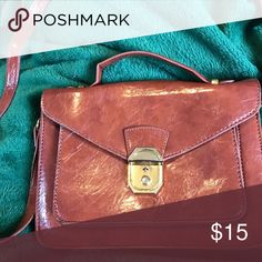 Cooperative Alexis Push-Lock Crossbody Bag - UO cute envelope bag alt color to holland roden lydia martin teen wolf Urban Outfitters Bags Crossbody Bags