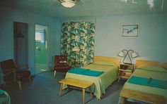 Aime's Motel and Restaurant - St. Johnsbury, Vermont by The Pie Shops, via Flickr