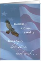 This is a picture of Modest Eagle Scout Congratulations Card Printable