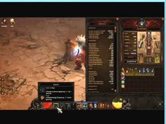 Diablo 3 : How to Use Wrath Of The Berserker Long : WoTB Build . Barbari...