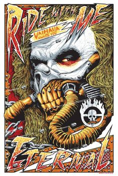 """Mad Max: Fury Road - Immortan Joe """"Ride With Me"""" by Steven Luros Holliday *"""
