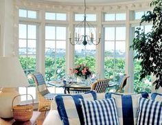 Living & Dining ~Dujardin Design ~ nantucket MA
