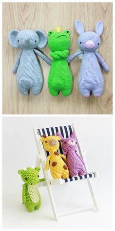 Crochet patterns by Little Bear Crochets: www.littlebearcrochets.com ❤️ #littlebearcrochets #amigurumi #crochet