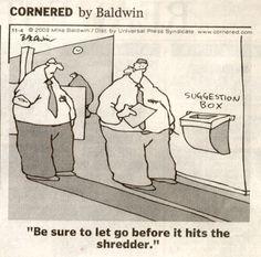 Cornered by Baldwin
