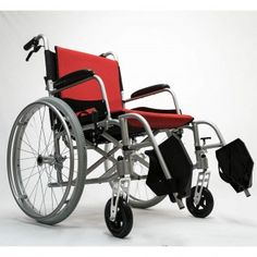 At only 13.5 lbs., the Featherweight wheelchair is one of the lightest wheelchairs on the planet. Taking advantage of brand-new materials, the