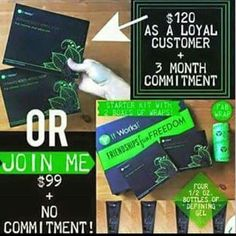 You don't want to miss out on this AWESOME offer! It ends today! Take a chance like I did, & I PROMISE you won't regret it! It Works Marketing, Ultimate Body Applicator, Loyal Customer, Body Wraps, Starter Kit, Cellulite, Health And Wellness, Healing, Positivity