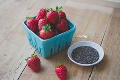 eper tavasz dzsem chia mag eperdzsem cukormentes recept zizi kalandjai lekvár Kitchen Hacks, Strawberry, Sweets, Fruit, Food, Automata, Gummi Candy, Candy, Essen