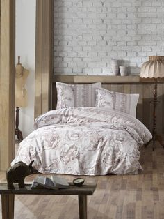 Linen Bedding, Comforters, Duvet Covers, Beige, Blanket, Twin, Furniture, Floral, Cotton