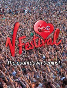 V Festival 2013 ticket registration now open...