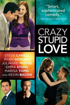 Crazy Stupid Love (2011) - I loved this movie, and I loved the soundtrack just as much.