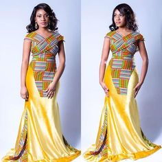 All in all, Ankara short gown is the best choice for female.The reason is that gowns are suitable for any occasion. that make you look chic and attractive. African Wear, African Attire, African Women, African Dress, African Clothes, African Style, African Kids, African Lace, Ankara Short Gown