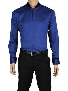 Desam party wear linen white plain slim fit plain shirt. Product ...