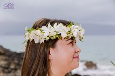 Gorgeous Haku - perfect to keep your hair in place if there's a chance of wind... smells beautiful