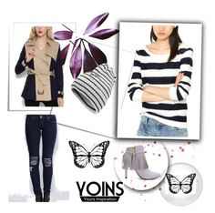 """""""YOINS 28"""" by lejla-cergic ❤ liked on Polyvore featuring polyvoreeditorial and yoins"""
