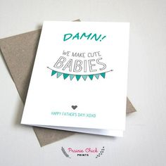 15 Honest Father's Day Cards To Give Your Parenting Partner