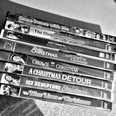 Flowers of Quiet Happiness: My Favorite {Hallmark} Christmas Movies