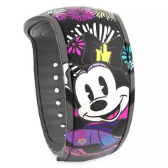 Minnie Mouse: The Main Attraction MagicBand 2 – Nighttime Fireworks & Castle Finale – Limited Release | shopDisney
