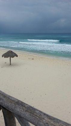 Cozumel beach, Mexico