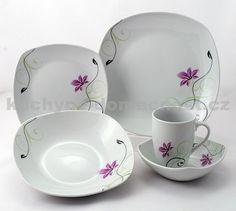 FIEREZZA Souprava kombinovaná 30dílná, MÄSER Plates, Tableware, Kitchen, Licence Plates, Dishes, Dinnerware, Cooking, Plate, Kitchens
