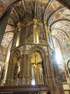 Convento D Cristo, Tomar Portugal