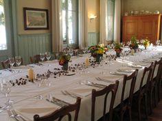 """""""Biologischer Jugendstil"""" auf der Bäregghöhe Table Settings, Drink, Eat, Places, Art Nouveau, Beads, Beverage, Place Settings, Drinking"""