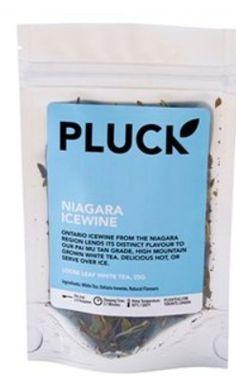 Pluck Niagara Ice Wine Tea