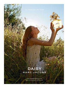 Marc Jacobs Daisy Fragrance 2014 Campaign | Juergen Teller