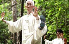 Separate Foot Left #Tai Chi #Taijiquan