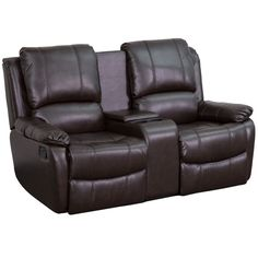 Flash Furniture Allure Home Theater Recliner (2 Seats)