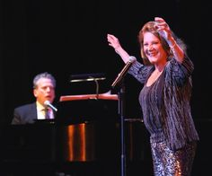 """cool Investing - """"An Intimate Evening with Linda Lavin and Billy Stritch"""" — even off-stage -  #Angelinvestors #business #capital #crowdfunding #fundraising #investing"""
