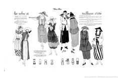 Les Modes de la femme de France | 1921-07-24 | Gallica