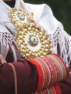 Sami Folk Costume