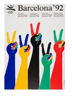 Barcelona, Spain Summer Olympics 1992. This was the last year that Summer and Winter Games were held in the same year