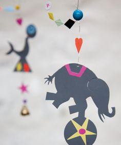 PaperArt Elephant & Lion