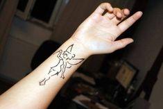 45 Amazing Peter Pan Tattoos Hand Tattoos, Small Henna Tattoos, Simple Henna Tattoo, Tattoo Henna, Neue Tattoos, Trendy Tattoos, Cool Tattoos, Tatoos, Tattoo Art