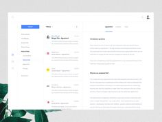 Upload an agreement designed by Gregoire Vella for minimal apps. Connect with them on Dribbble; Best Ui Design, App Ui Design, Design Design, Flat Design, Graphic Design, Dashboard Ui, Dashboard Design, Design Thinking, Motion Design
