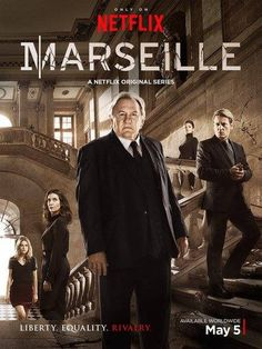 MARSEILLE French TV series on Netflix with Gérard Depardieu, Benoît Magimel and Nadia Farès. Premieres now! Robert Taro, Marseille's mayor for 25 years, is set up face-to-face with his for…